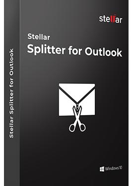 Stellar Splitter for Outlook