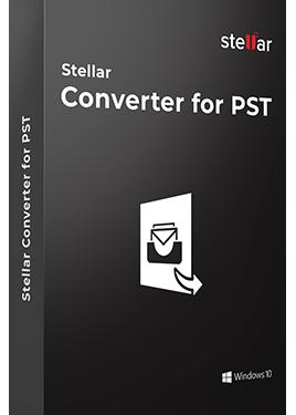 Stellar Convertor For PST- Win