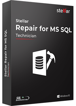 Stellar  Repair for MS SQL Technician