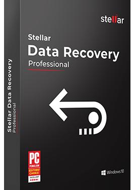 Stellar Data Recovery-Windows Professional