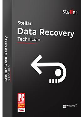 Stellar Data Recovery-Windows Technician