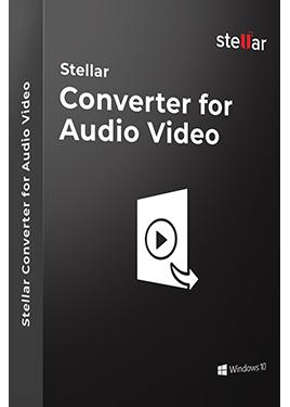 Stellar Converter for Audio Video