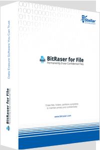 Stellar Data Eraser for File