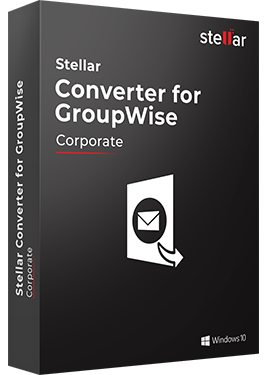 Stellar Converter for GroupWise Corporate