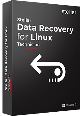 Stellar Data Recovery for Linux