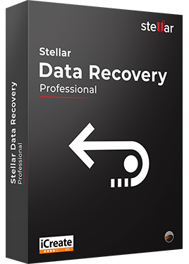 Stellar Data Recovery-Mac Professional