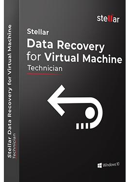 Stellar Data Recovery for Virtual Machine